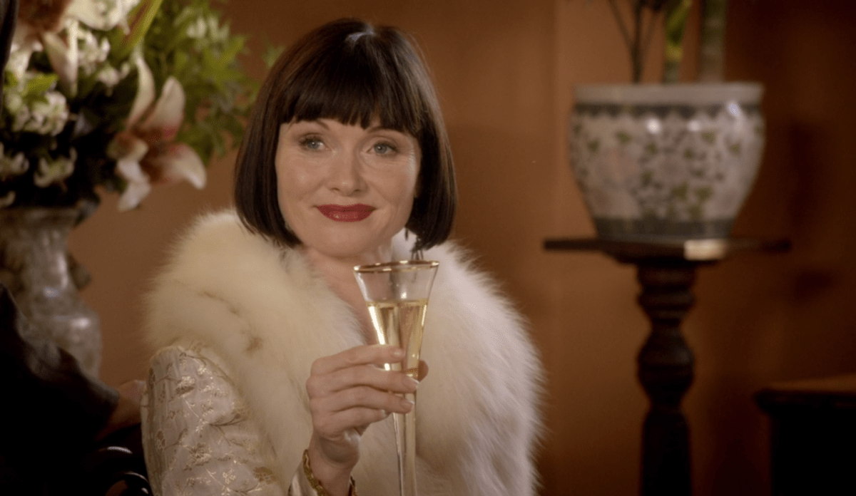 Saturday Spotlight:  Meet Phryne Fisher