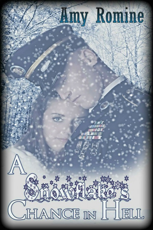 #Review: A Snowflake's Chance in Hell by #author Amy Romine @AmyJRomine @goodreads #Goodreads #SundayMorning #Romance