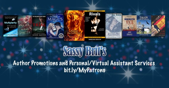 Author Promotions : bit.ly/MyPatrons