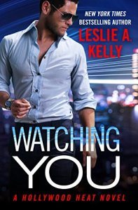 In the first book of a thrilling new romantic suspense trilogy, USA Today bestselling author Leslie A. Kelly shows just how hot - and how dangerous - Hollywood can be.
