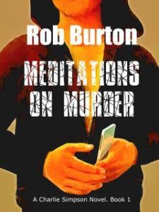 Meditations On Murder by Rob Burton