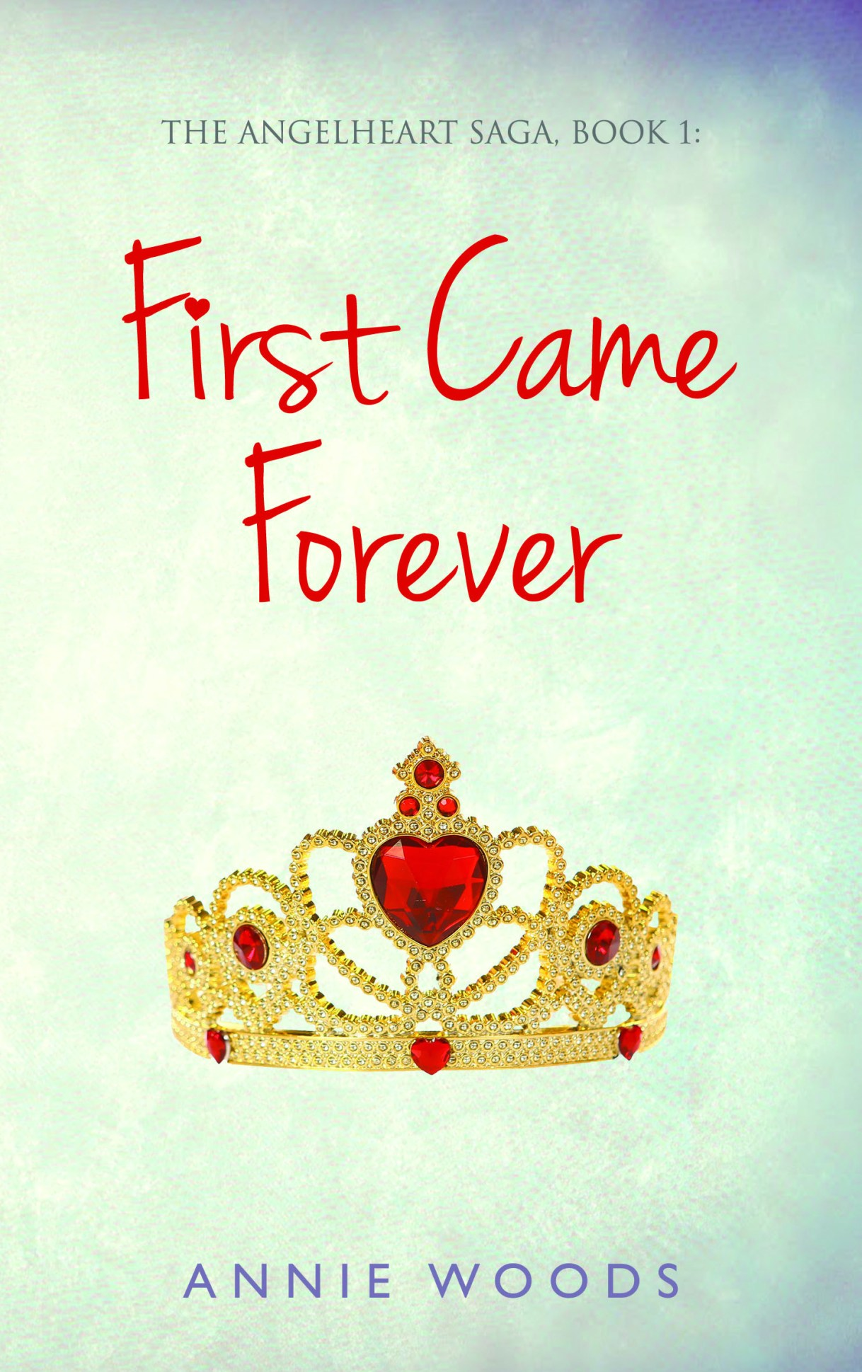 8.Cover First Came Forever original