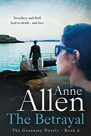 The Betrayed by Anne Allen
