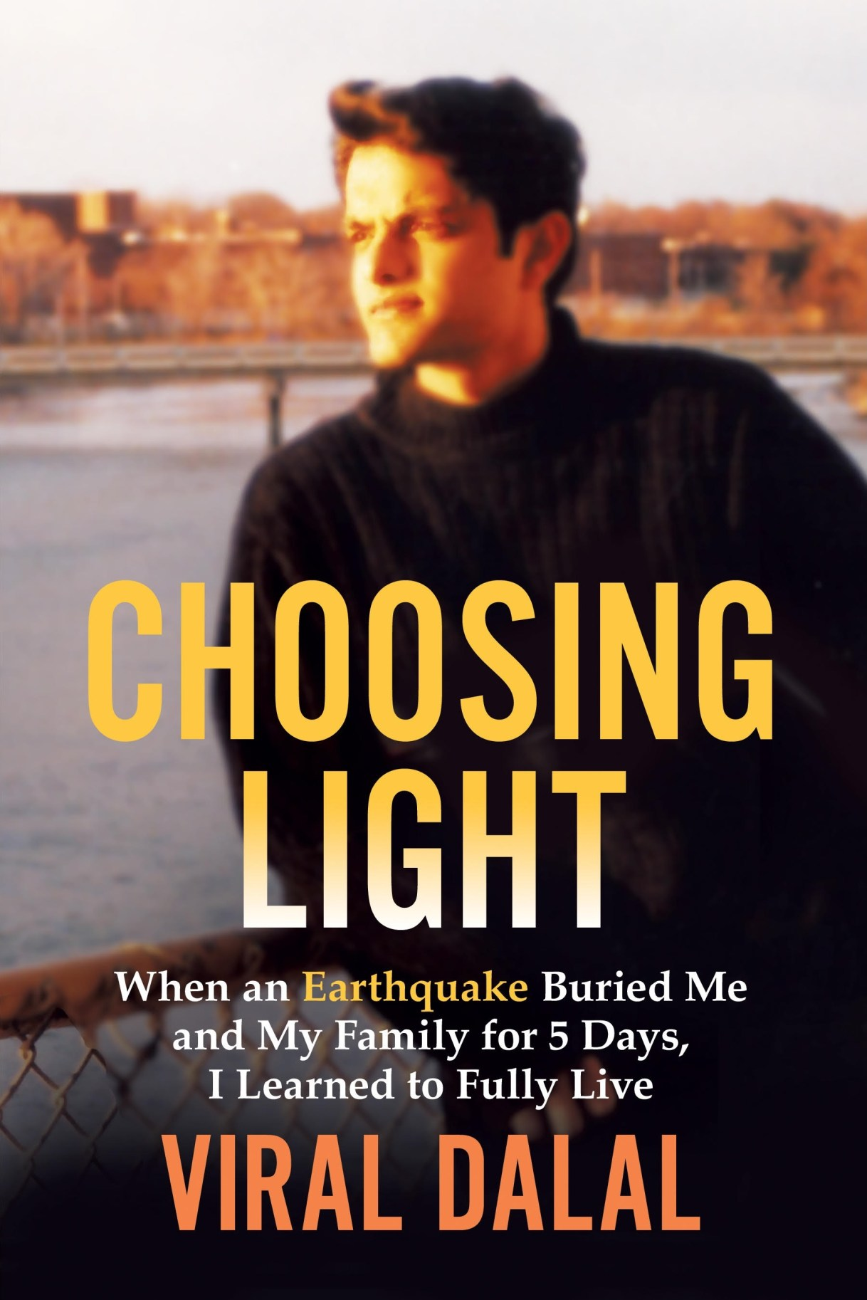 Choosing Light - Front Cover