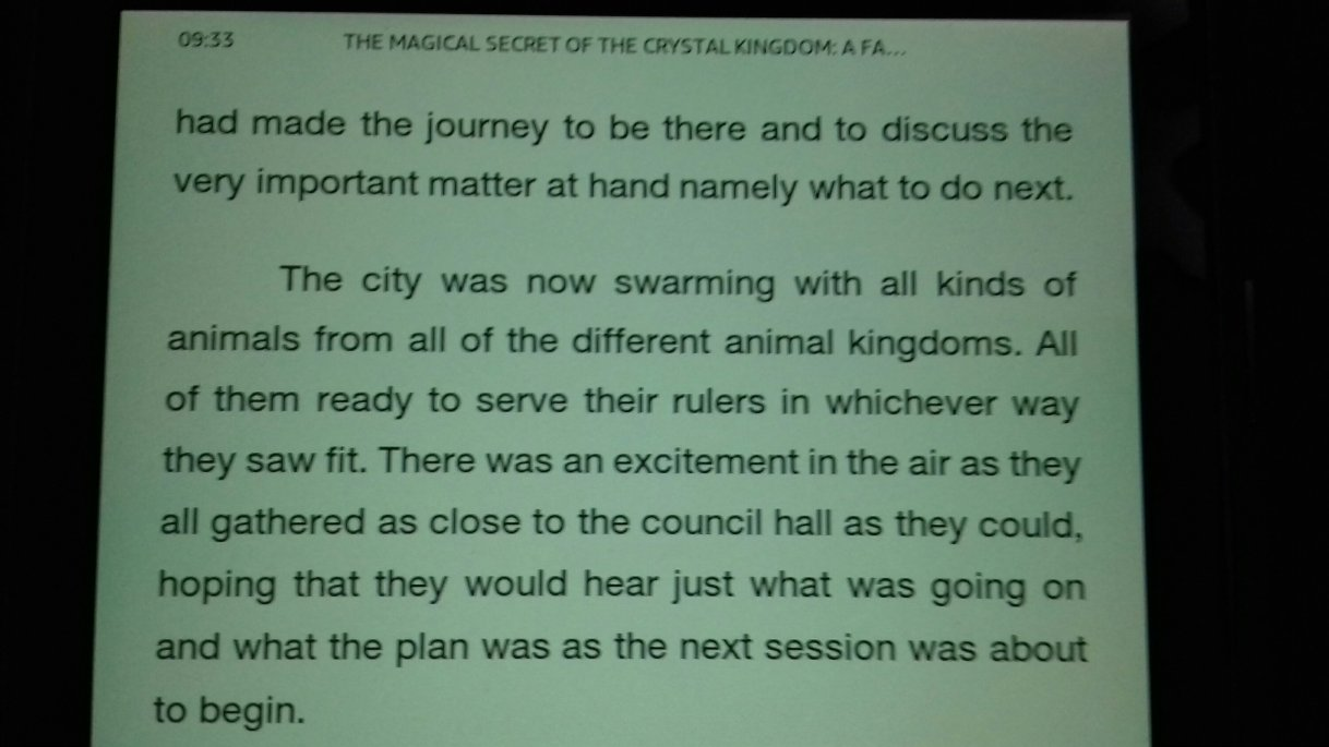 Pg 56 of The Magical Secret of the Crystal Kingdom : A Fantasy World of Unicorns, Dragons and other Magical Animals by Paul Nicholls   Alternative-Read.com