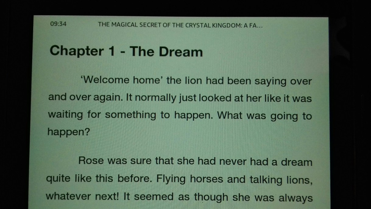 The Magical Secret of the Crystal Kingdom by Paul Nicholls