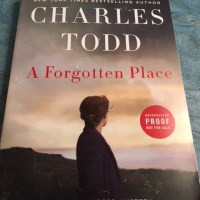 A Forgotten Place by Charles Todd is a suspenseful story with engaging characters #SaturdaySpotlight with #authors @CharlesToddBks #Interview