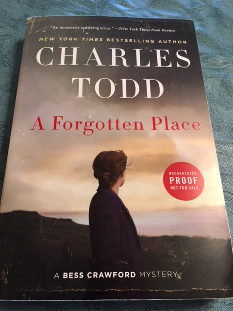 A Forgotten Place by Charles Todd   Alternative-Read.com