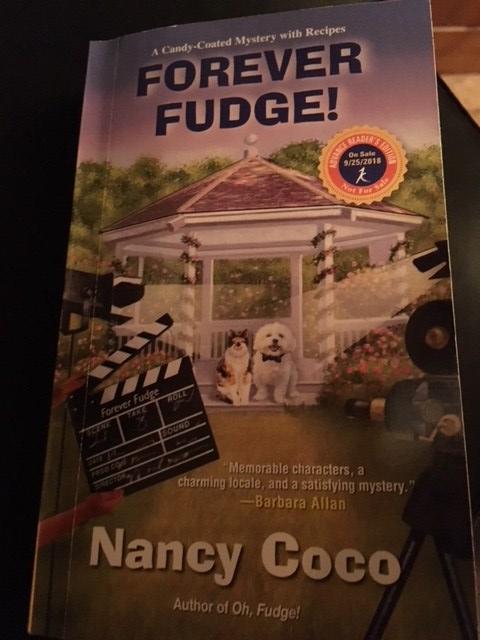 Forever Fudge by Nancy Coco on Alternative-Read.com
