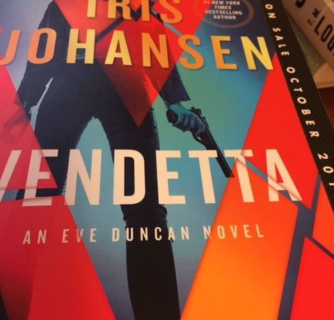 Vendetta by Iris Johansen on Alternative-Read.com