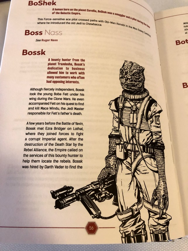 Star Wars Geektionary Alternative-Read.com