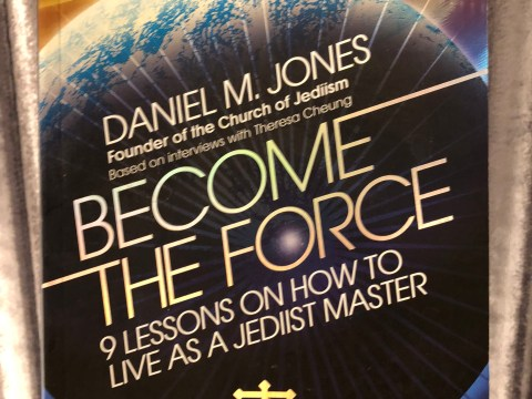 Become the Force: 9 Lessons on how to be a Jediist Master - On Alternative-Read.com