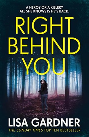 RIGHT BEHIND YOU review