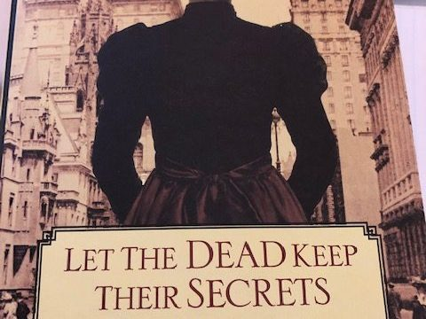 Let The DEAD Keep Their Secrets by Rosemary Simpson on Alternative-Read.com