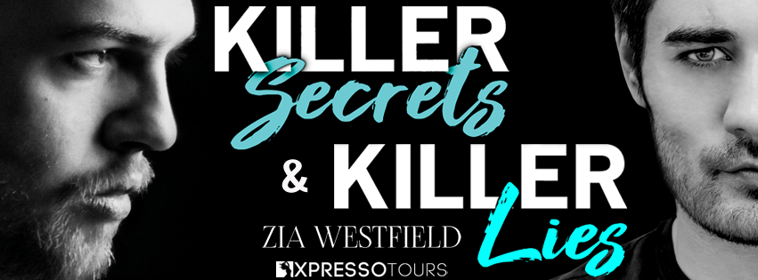 Killer Secrets and Killer Lies (The Deadly Encounters Series) #CoverReveal with #author @ZiaWestfield     + #FREE ebook    -->Killer Secrets<--
