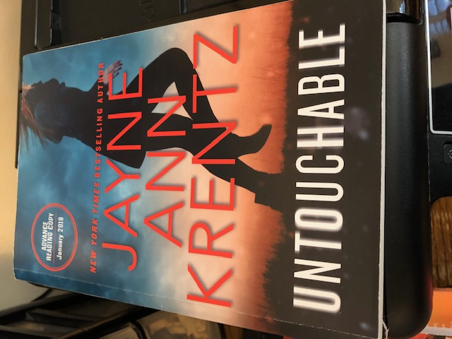 Untouchable by Jayne Ann Krentz | Alternative-Read.com
