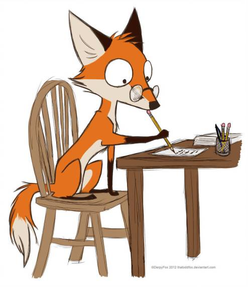 https://www.deviantart.com/thatoddfox/art/Author-Fox-301800278