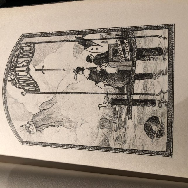 The Wide Window by Lemony Snicket | Alternative-Read.com