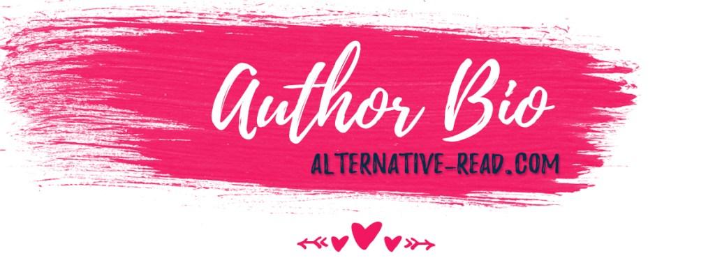 Author Bio | Alternative-Read.com