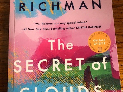 The Secrets of Clouds by Alyson Richman Alternative-Read.com