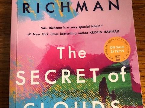 The Secrets of Clouds by Alyson Richman Alternative-Read.com