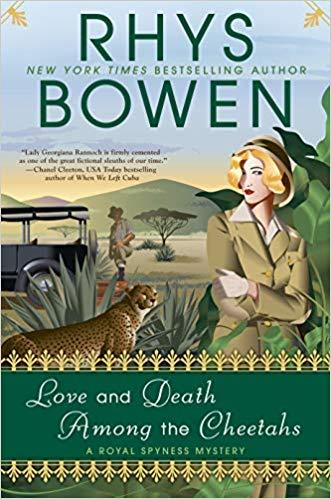 Love and Death Among the Cheetahs byRhys Bowen | Alternative-Read.com