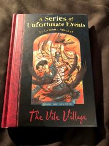 The Vile Village by Lemony Snicket   Alternative-Read.com
