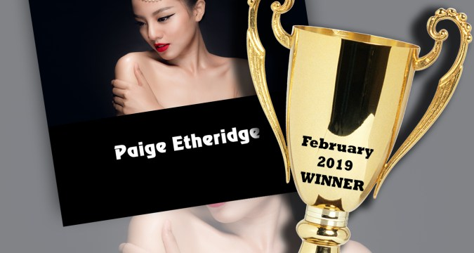 Kissing Stars by Paige Etheridge Feb Book Cover of the Month Winner