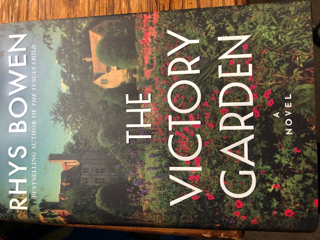 The Victory Garden: A Novel by Rhys Bowen | Alternative-Read.com