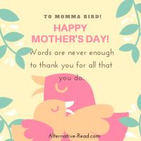 Happy Mothering Sunday! The Sunday Wrap Up Post #swup #SundayFunday