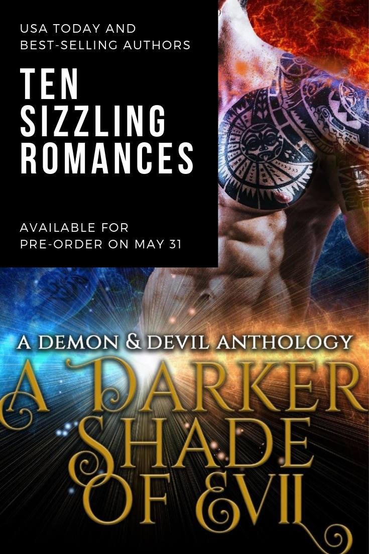 A Darker Shade of Evil Anthology Cover Reveal - Alternative-Read.com