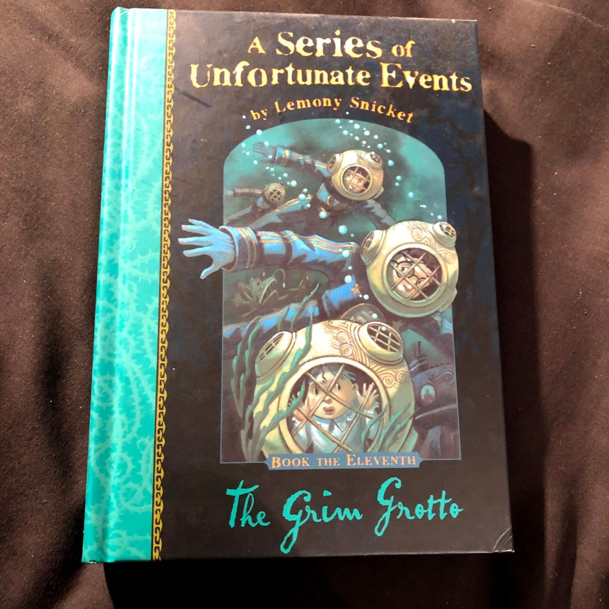 The Grim Grotto (A Series of Unfortunate Events Book 11)  Alternative-Read.com
