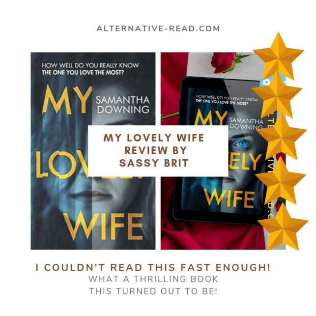 My Lovely Wife Sassy Brit Review on Alternative-Read.com