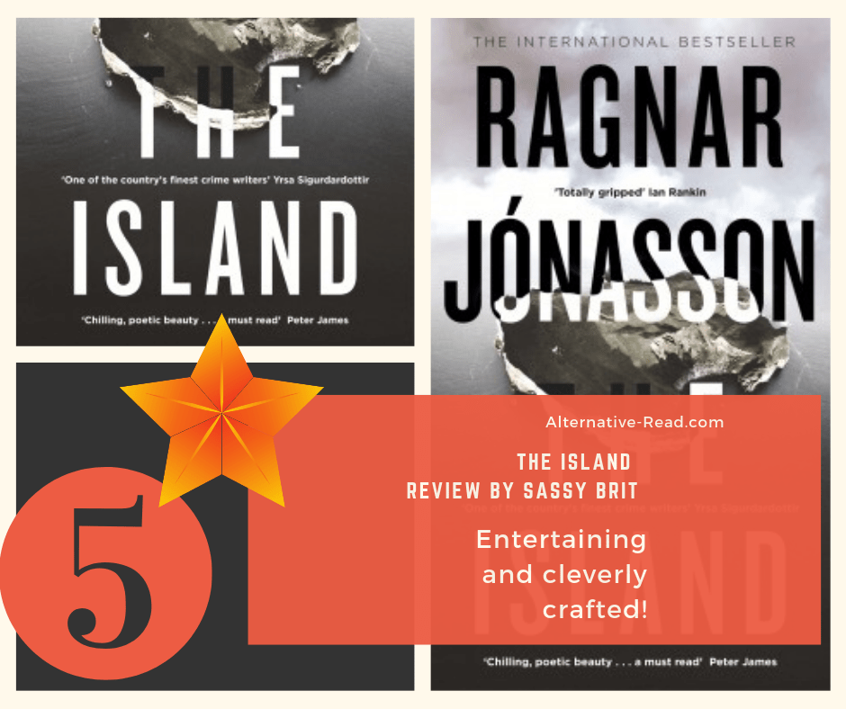 Happy Publication Day! The Island by #author Ragnar Jónasson #Review #TheIsland #NetGalley