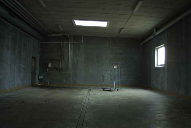 abandoned building empty indoors