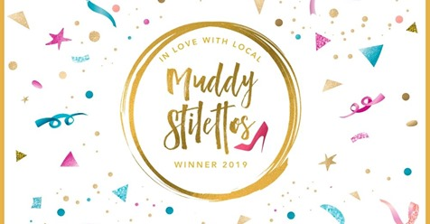 Muddy Stilettos Winner 2019