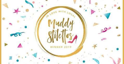 Muddy Stilettos Winner 2019