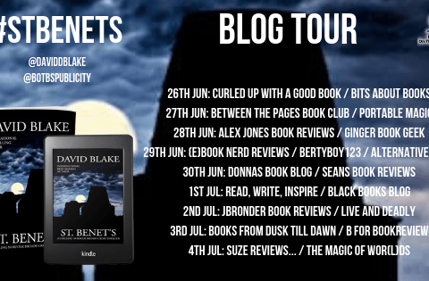 St. Benet's by David Blake International Best Selling Author!