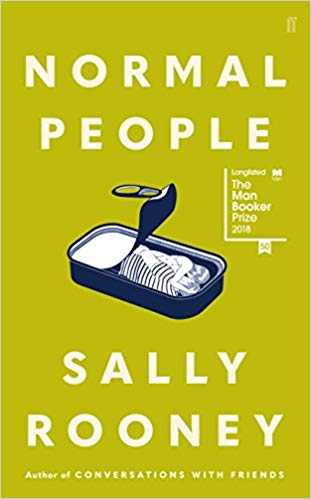Normal People by Sally Rooney - Book of the Year!