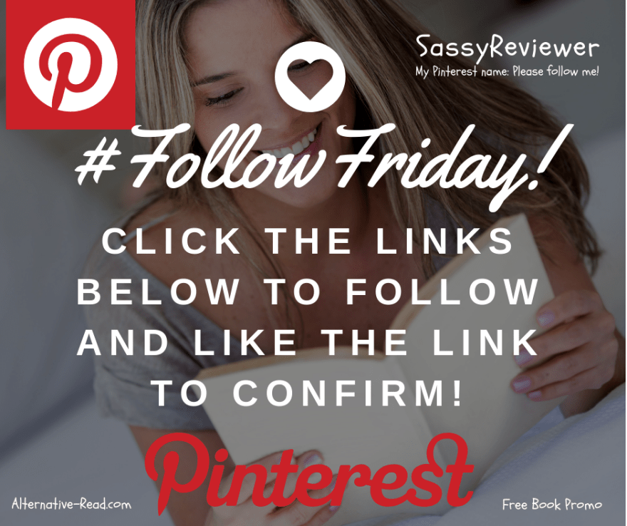 Pinterest #FollowFriday!