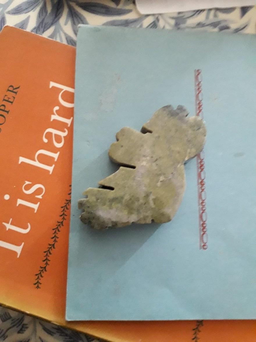Connemara marble -