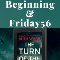 The Turn of the Key #Friday56: with @RuthWareWriter #FollowFriday #FridayFeeling #Friyay! #TGIF! @fredasphotos @GilionDumas
