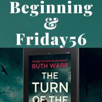 The Turn of the Key #Friday56: with @RuthWareWriter #FollowFriday #FridayFeeling #Friyay! #TGIF! @fredasphotos @GilionDumas