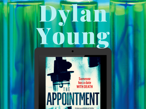 The Appointment by Dylan Young Bloodhound Books - Book Blitz #author #feature #dylanyoung #bookblitz