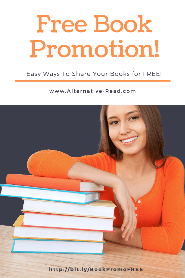 FREE Book Promotion on Alternative-Read.com