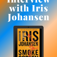 Another spell-binding page-turner #TalkTuesday #Interview with author @Iris_Johansen #TeaserTuesday #TuesdayBookBlog #TuesdayThoughts
