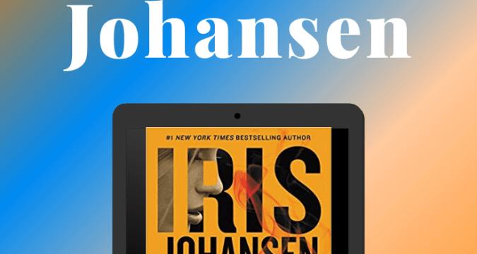 Smoke Screen by Iris Johansen (A Thriller) #irisjohansen #author #interview #nytimes #bestseller