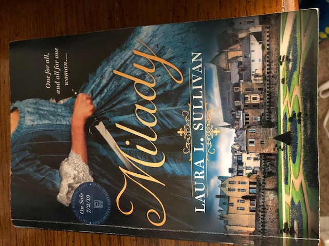 Milady by author Laura L. Sullivan #SaturdayShare on Alternative-Read.com
