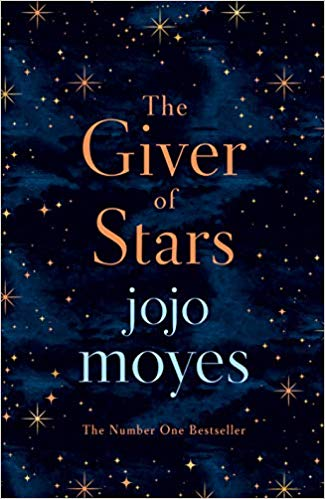 Giver of Stars JoJo Moyes for my Friday56 and Book Beginning!