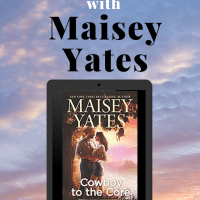 Welcome back the Dalton brothers! #Interview with NYT bestselling author Maisey Yates @maiseyyates #SaturdayShare #SaturdaySpotlight
